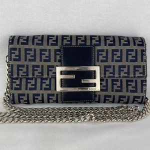 FENDI Monogram Wallet on Chain